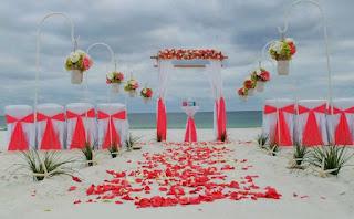 Beach Wedding Planning in Florida