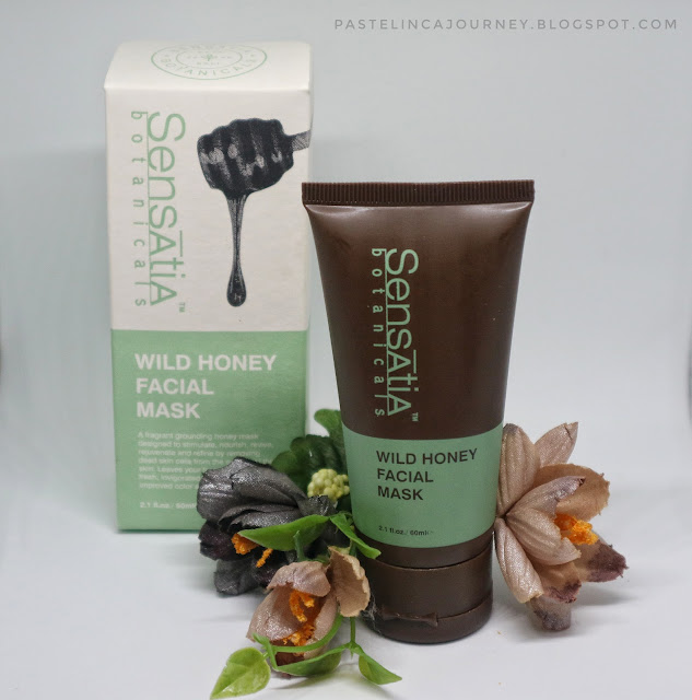Sensatia Botanicals Rejuvenating Pomegranate Cleansing Oil & Wild Honey Facial Mask Review