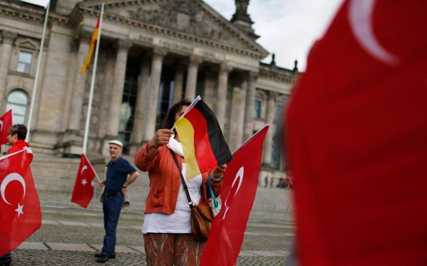 Η χαμένη μνήμη της Τουρκίας και η Γερμανία