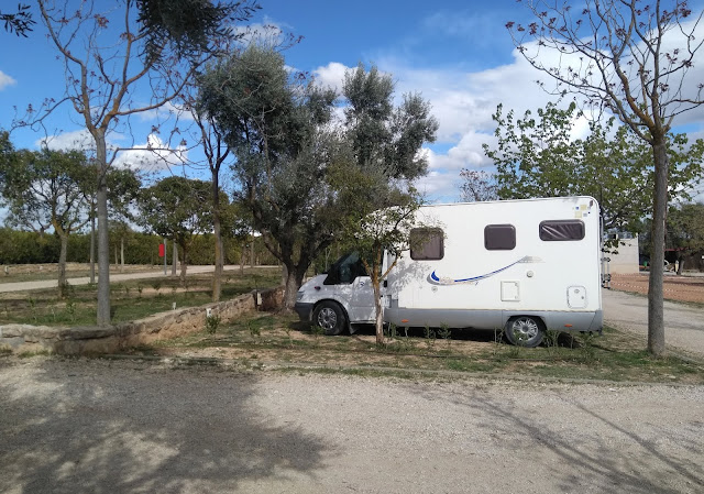 Camping La Estanca.