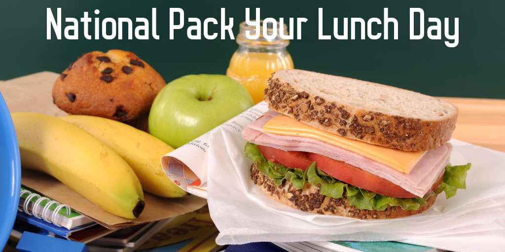 National Pack Your Lunch Day Wishes Images