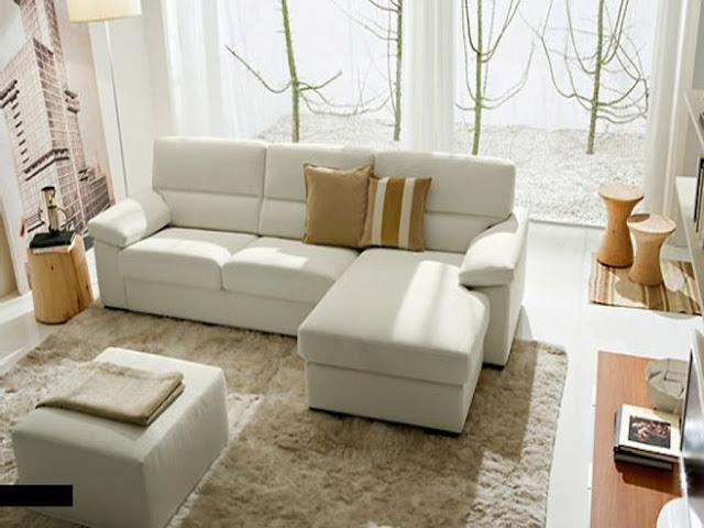 Desain Ruang Tamu Simple