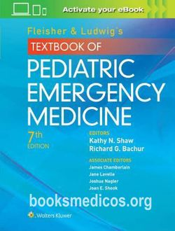 Textbook Of Pediatric Emergency Medicine Pdf