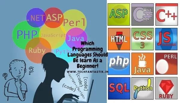 Which Programming Languages Should Be learn As a Beginner