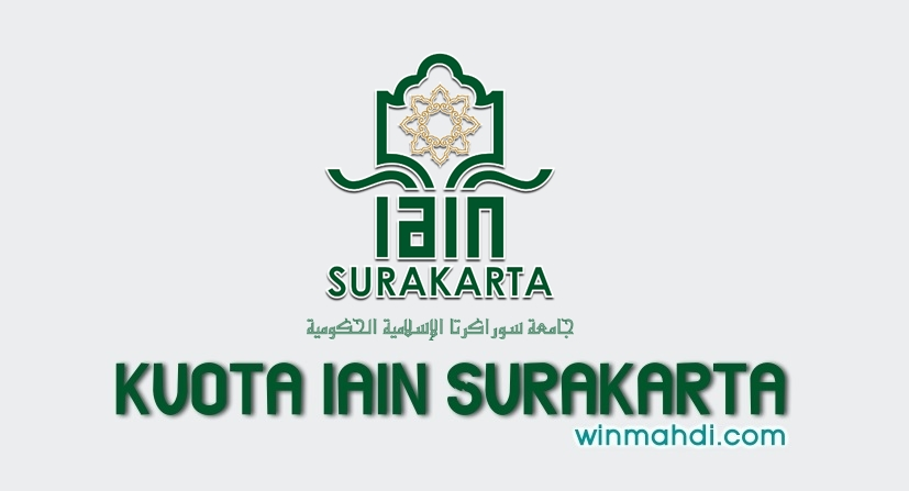 Kuota IAIN Surakarta