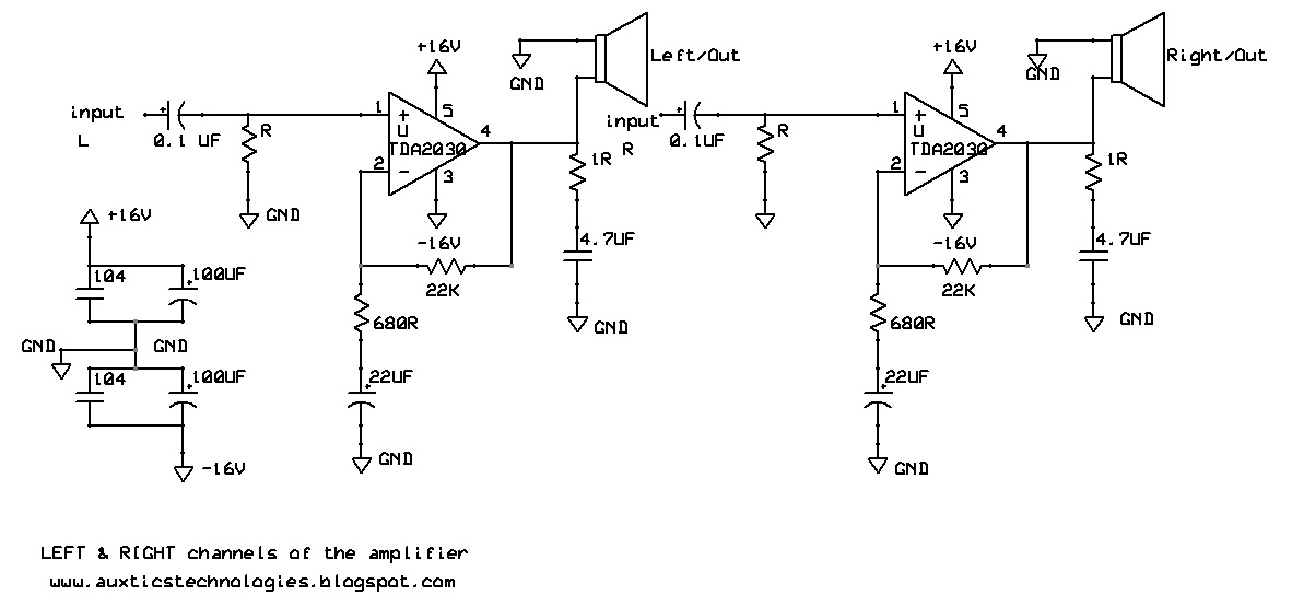 Circuit Diagram Of Home Theater Hunter Pro C Sprinkler System Wiring 2 1 Theatre Auxtics Technologies