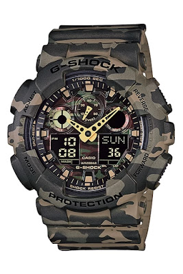 Casio G-Shock Men's Camouflage