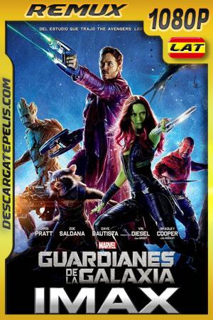 Guardianes de la galaxia (2014) 1080p BDRemux IMAX Latino – Ingles