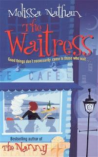 the waitress melissa nathan copertina