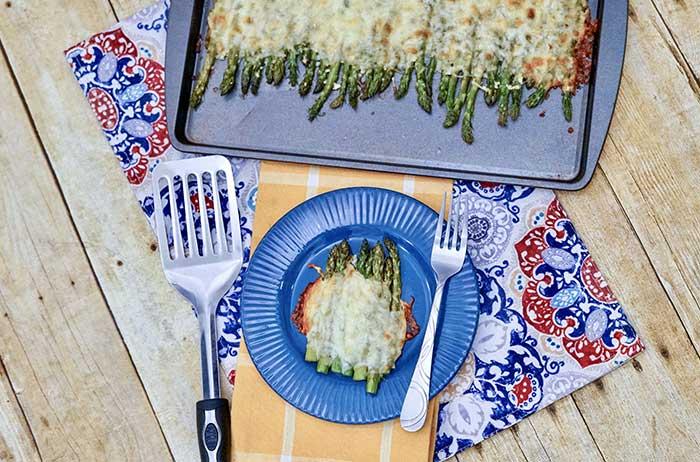 Sheet Pan Asparagus Recipe
