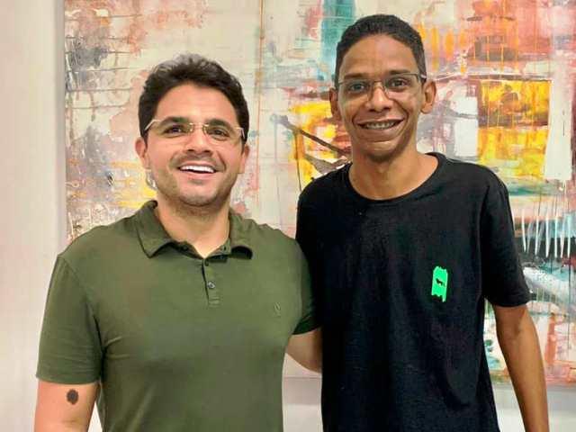 DESTAQUE - Prefeito eleito anuncia blogueiro como Secretário de Comunicação em Coelho Neto