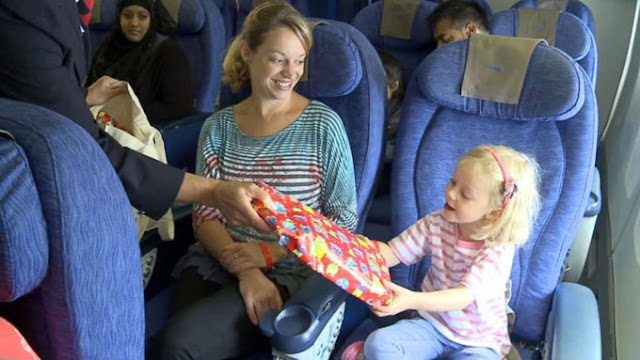 Kids fly FREE with British Airways