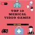 Top 10 Medical Video Games (Like A Alert Before Disease)