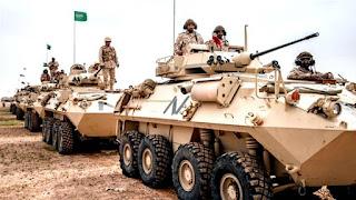 Pasukan Keamanan Saudi Serbu Distrik Syiah di Qatif