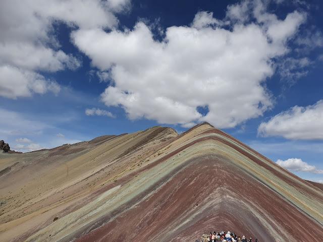 Rainbow Mountain, Peru, Montaña de 7 colores, Montanha das 7 cores, Vinicunca