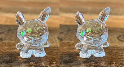 Micro Shard Dunny Nimbus Edition Resin Figure by Scott Tolleson