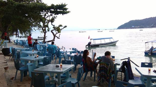 Tempat Makan Murah di Perhentian Besar Pulau Perhentian Terengganu