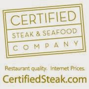 certified meat and seafood company logo