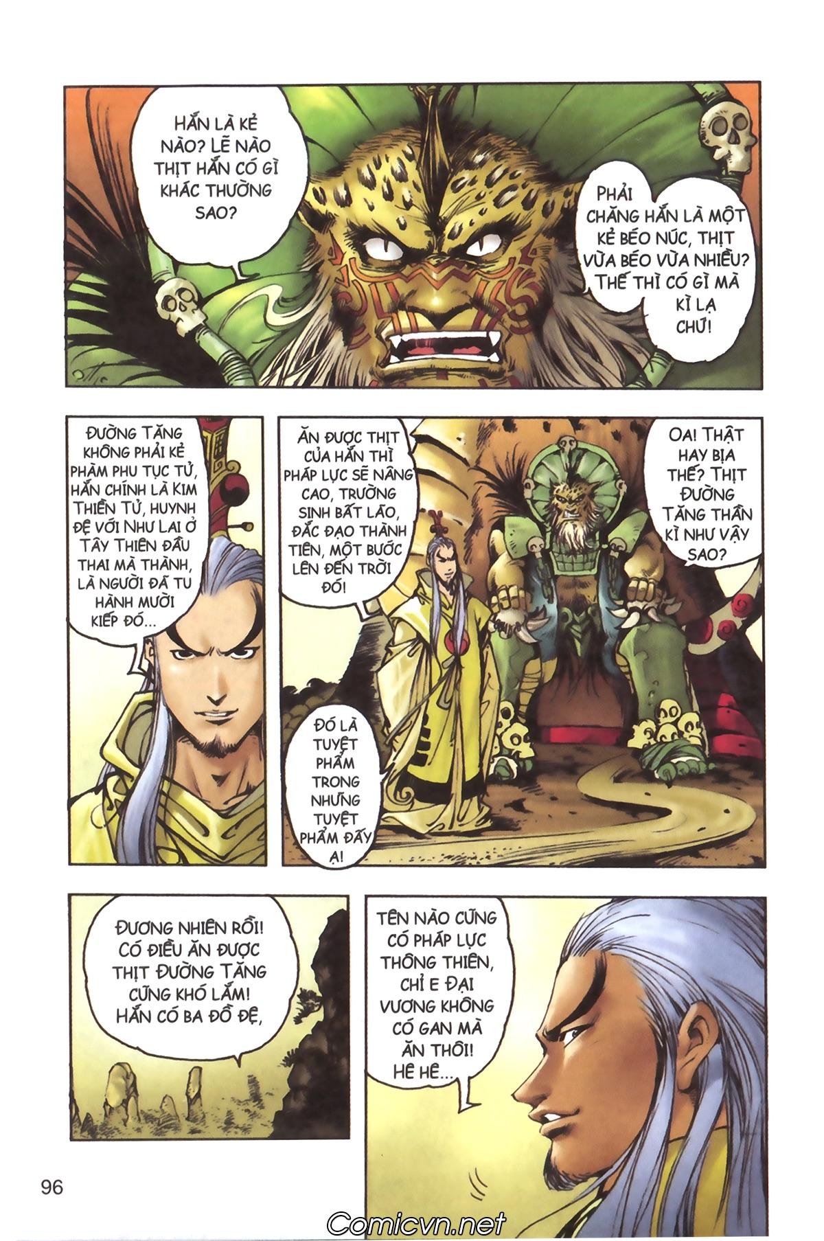 Tây Du Ký màu - Chapter 117 - Pic 6