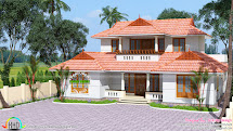 Kerala Traditional House Images
