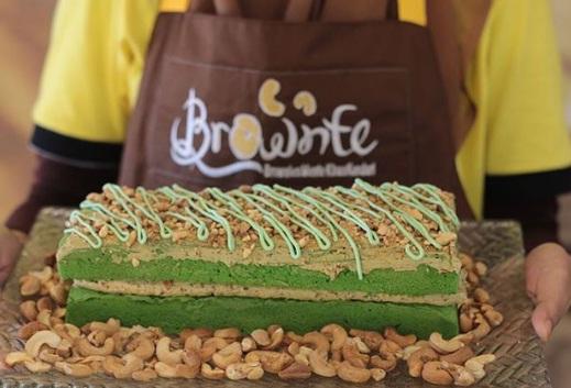 brownte kendari green tea