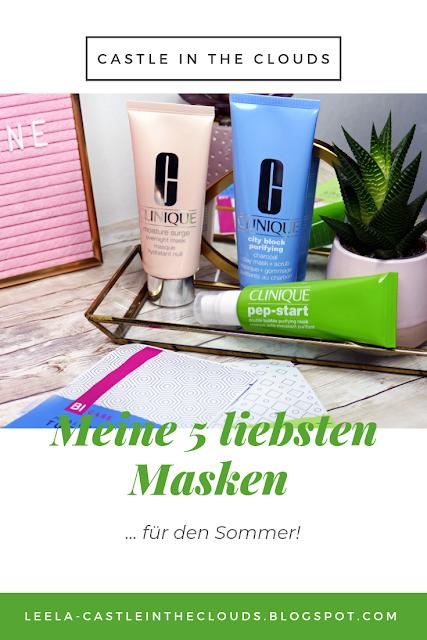 5 liebsten masken für den Sommer Pinterest