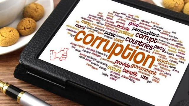 CORRUPTION & ITS DIFFERENT FORMS