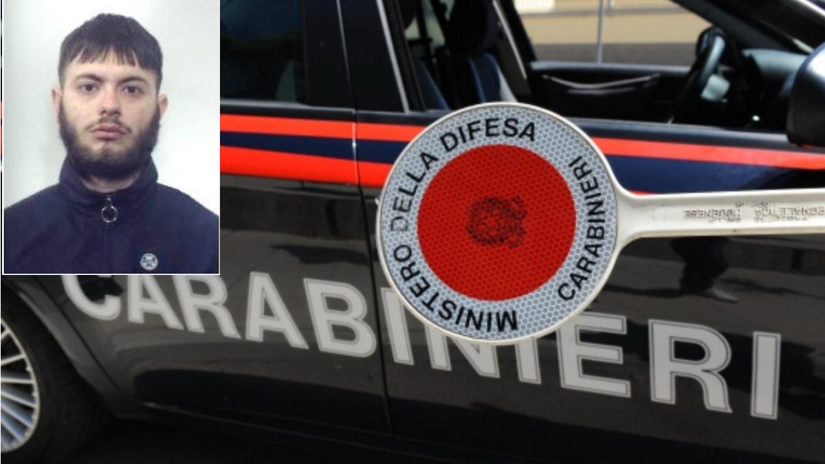 Carabinieri arresto Paternò