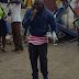 Shoking! See what this Ghanaian Boxer,  Bukom Banku has turned into..(photos)