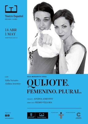 Quijote Femenino Plural