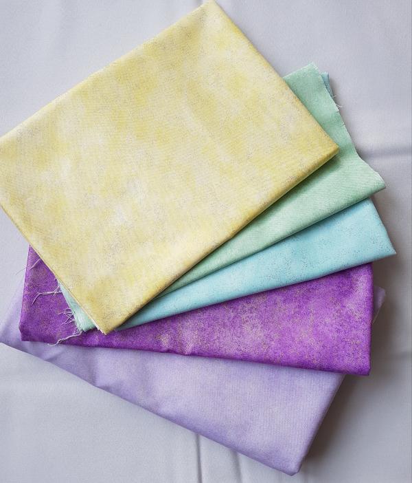 Northcott Shimmer fabrics | DevotedQuilter.com