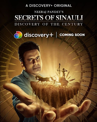 Secrets of Sinauli (2021) Hindi 720p WEB HDRip ESub 290Mb x265 HEVC