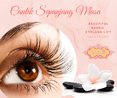 BEAUTIFUL BARBIE LASH LIFTING @RM68