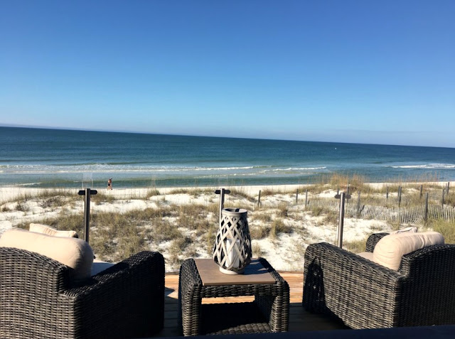 Sundays By The Shore-Cape San Blas-From My Front Porch To Yours