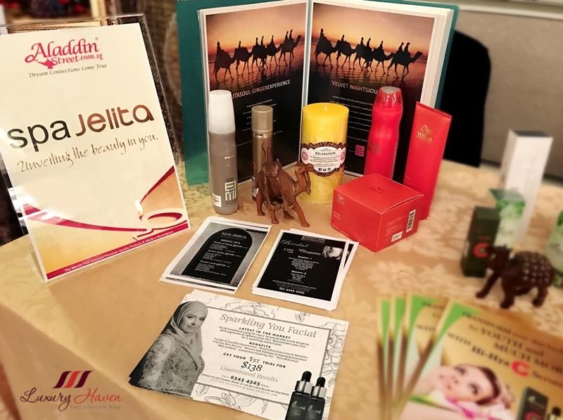 aladdinstreet spa jelita muslim ladies arabian spa
