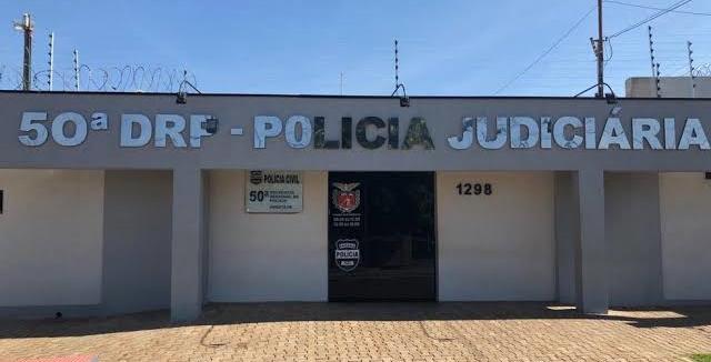 Ubiratã: Homem foi preso pelo crime de extorsão
