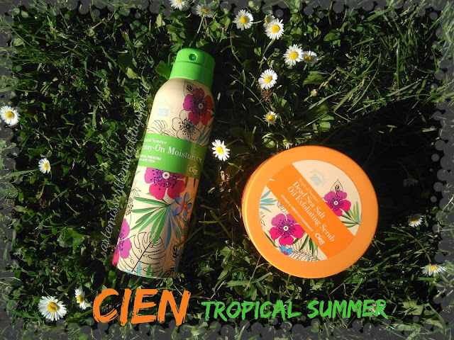 Tropical summer scrub e lozione