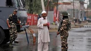علحدگی پسند تنظیموں کی اپیل پر وادی کشمیر میں دو روزہ ہڑتال