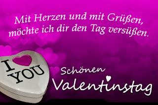 Valentinstag Spruche