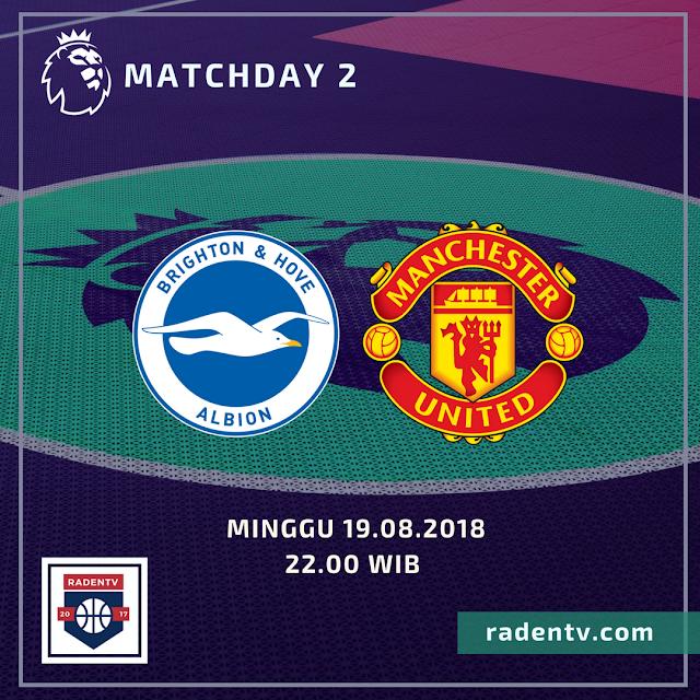 Streaming Brighton vs Man United