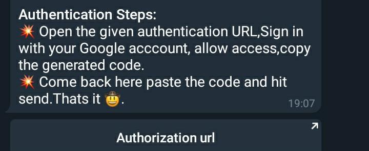 download di Telegram lama
