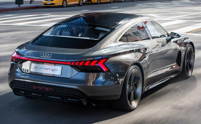 Audi E Tron GT Concept 51