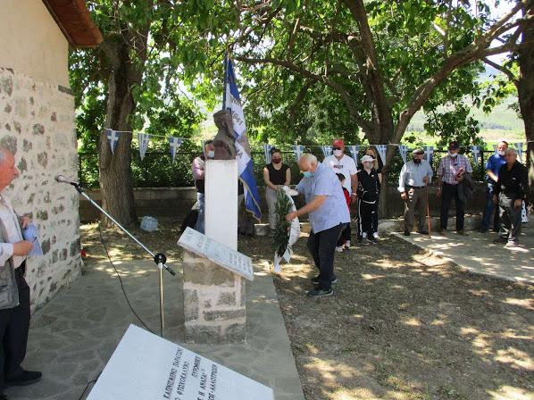 Σπερχειάδα Φθιώτιδας - Εκδήλωση στην Καλύβα του Στεφανή