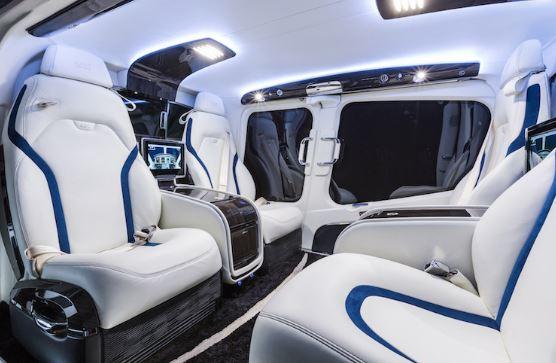 Bell 429 interior