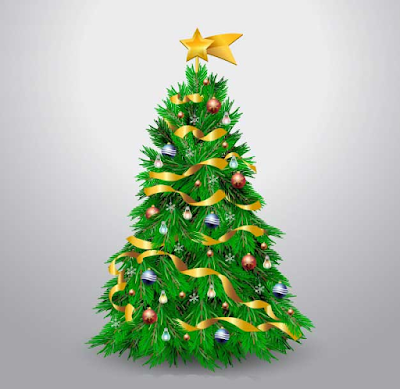 Images of Christmas Tree Decorated