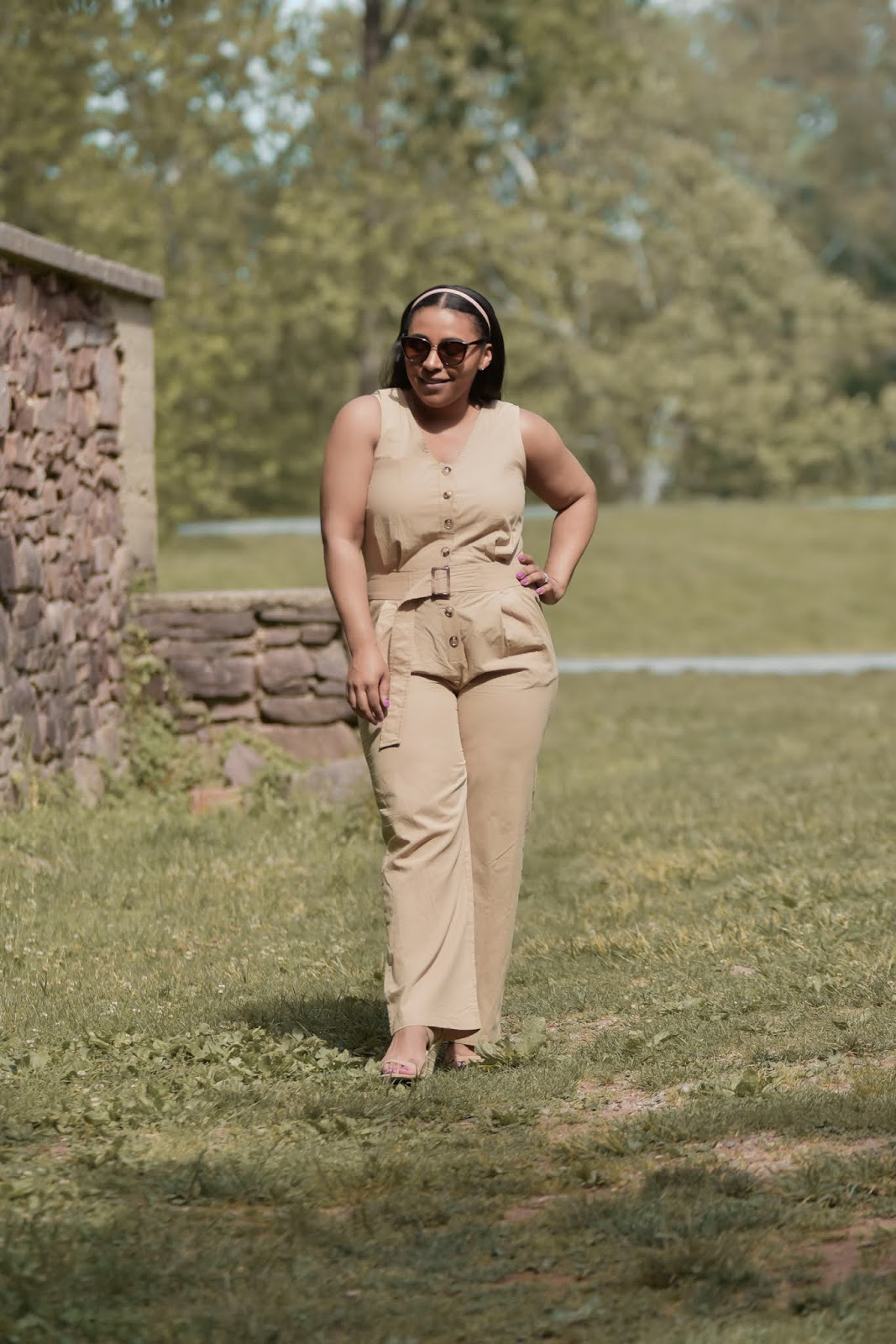 Shein, shein reviews, hwo to style a jumpsuit, summer outfits, summer outfit ideas with jumpsuits, pattys kloset