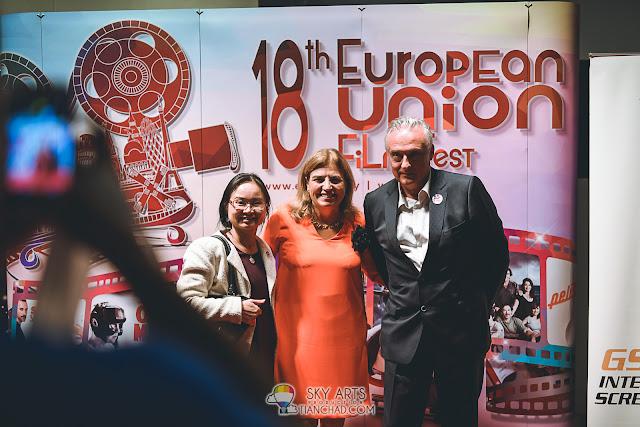 18th European Union Film Festival in Malaysia at GSC Pavilion Kuala Lumpur
