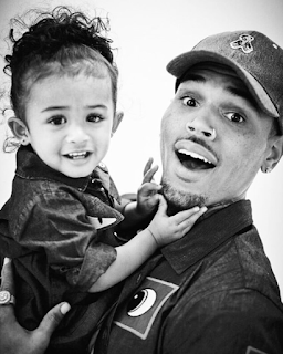 Chris Brown Shares Beautiful Photos Of His Daughter, Royalty