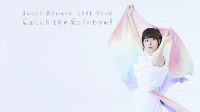 Minase Inori LIVE TOUR 2019 Catch the Rainbow! Making of [Jaburanime]