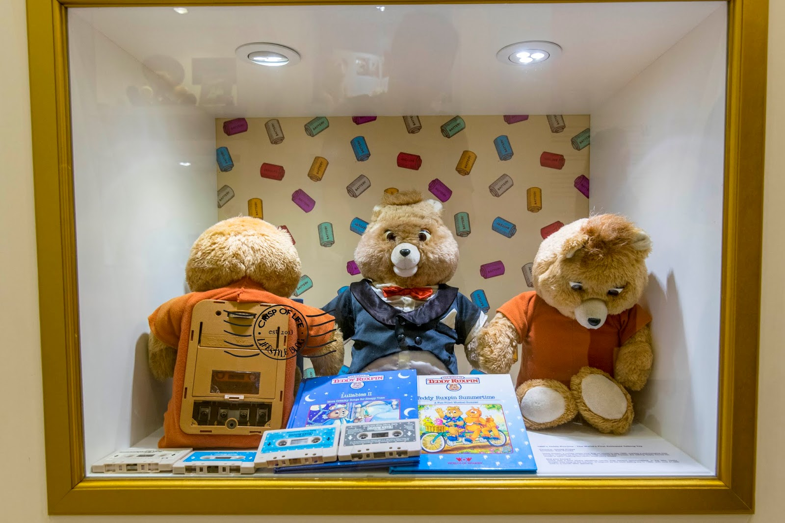 Teddyville Museum Penang - Malaysia First and Largest Collection of Teddy Bears
